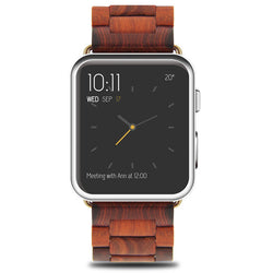 Luxury Natural Wood Band - SmartWatchLuxury