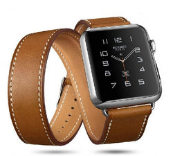 Extra Long Genuine Leather - SmartWatchLuxury