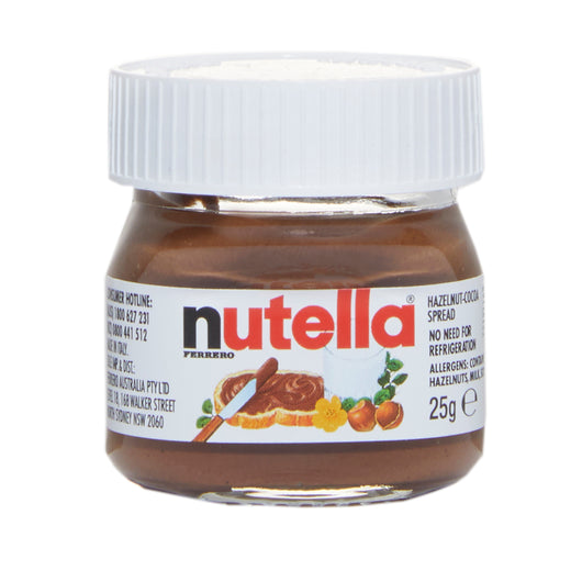 Mini Nutella Jar - NEW