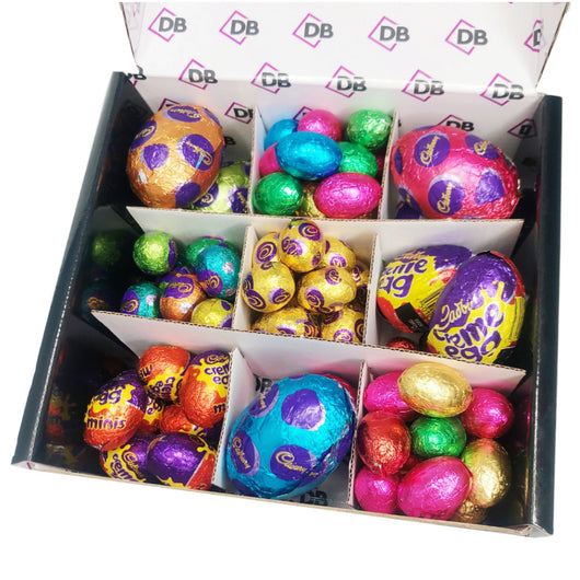 Chocolate Eggs Stash
