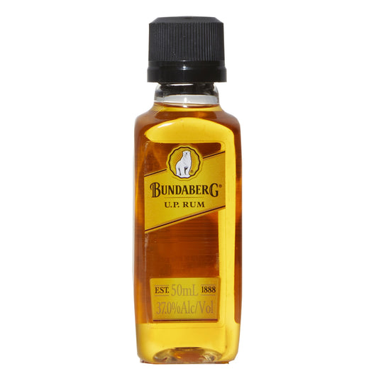 Mini Bundaberg Rum - NEW (751736651873)