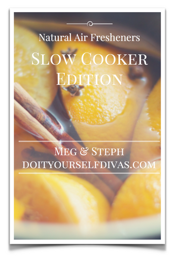 Natural Air Fresheners eBook - Slow Cooker Edition