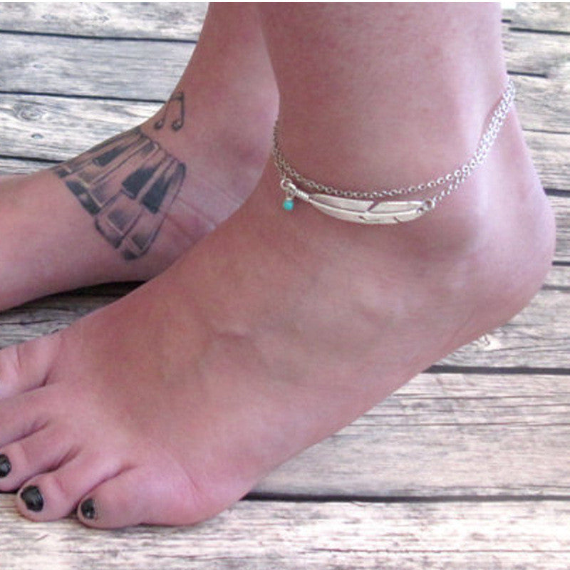 Callie Collection Anklets
