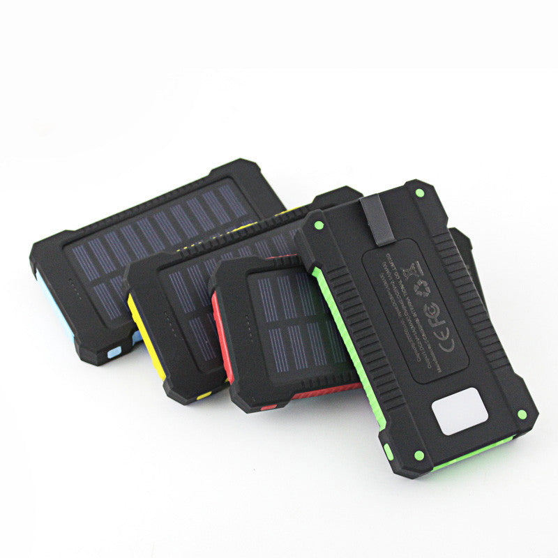 Solar Usb Battery Charger