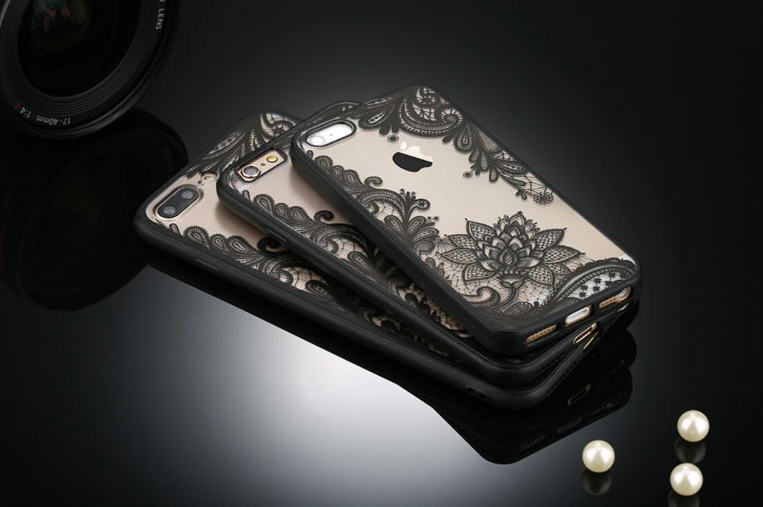 Boho Lace Iphone Covers