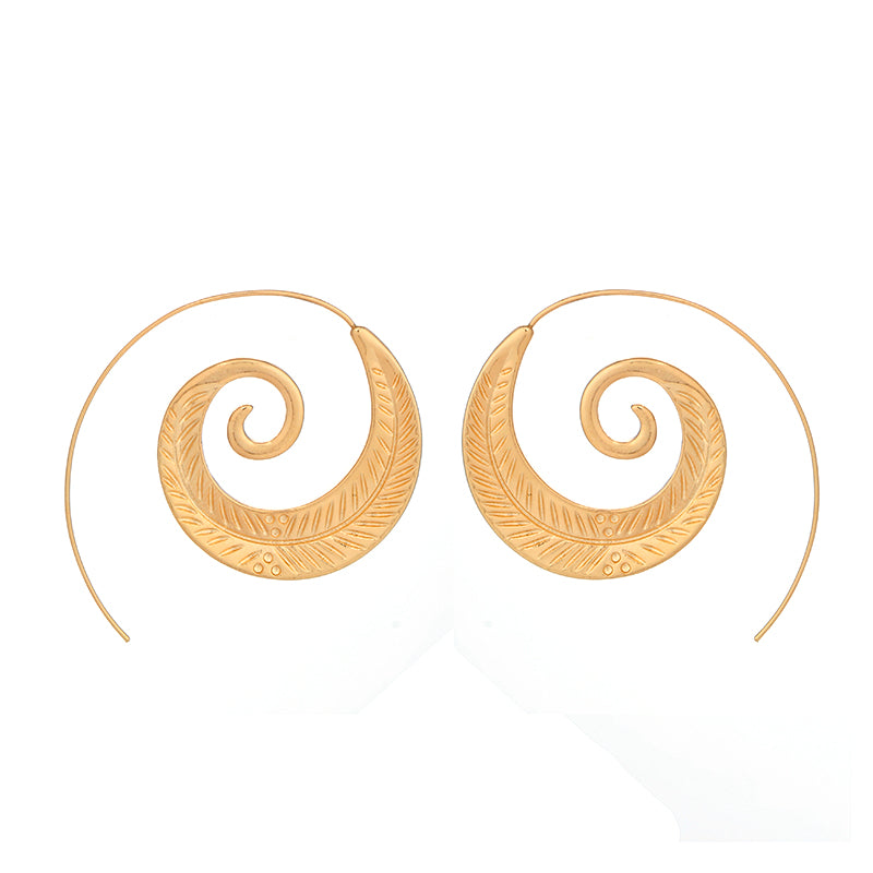 Hypnotic Grace Earrings