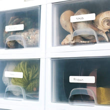 Load image into Gallery viewer, HOME ORGANIZATION / PANTRY LABELS | All-Purpose White - Lil' Labels