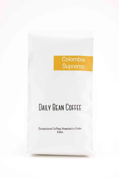 Colombia Supremo - Daily Bean Coffee