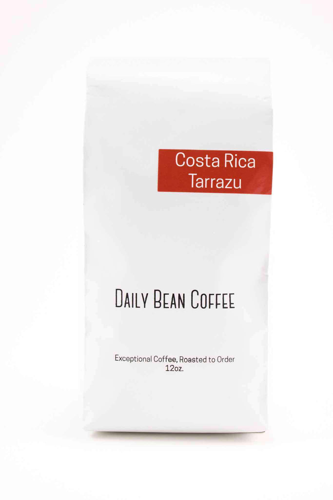 Costa Rica Tarrazu - Daily Bean Coffee