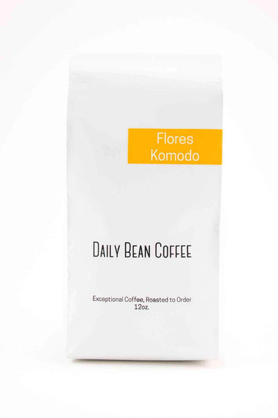 Flores Komodo - Daily Bean Coffee