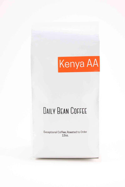 Kenya AA - Daily Bean Coffee