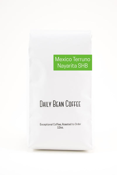 Mexico Terruno Nayarita - Daily Bean Coffee