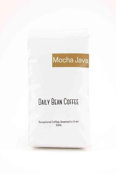 Mocha Java - Daily Bean Coffee