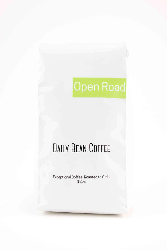 Open Road - Daily Bean Coffee