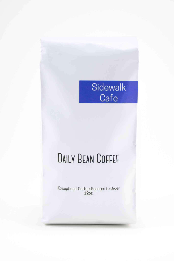 Sidewalk Cafe - Daily Bean Coffee