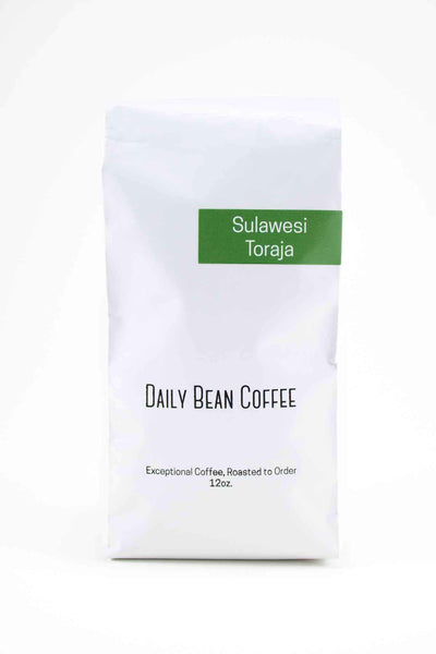 Sulawesi Toraja - Daily Bean Coffee