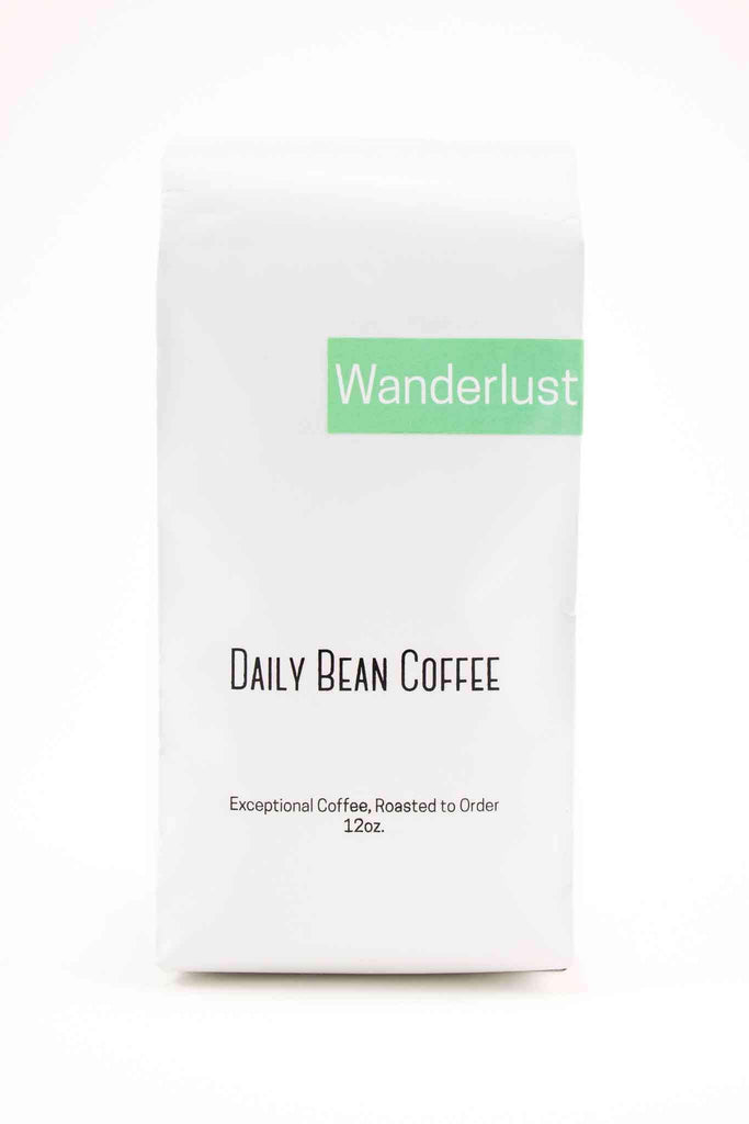 Wanderlust - Daily Bean Coffee