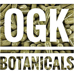 OGK Pre-workout Capsules | Premium Botanical Powders