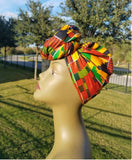 African Prints Headwraps