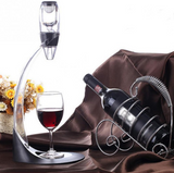 Aerator Gift Set/Decanter with Aerator Stand & Holder/Aerator Tower