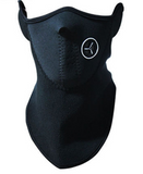 Airsoft Warm Fleece Half Face Neck Guard Scarf Warm Mask