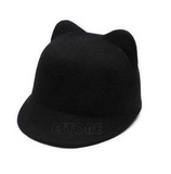 Cat Derby Hat FREE + SHIPPING