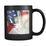 11 oz. Ceramic Patriotic Mug
