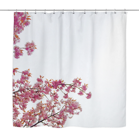 Proud Display Shower Curtain