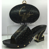 HIGH QUALITY MATCHING ITALIAN SHOES AND BAG