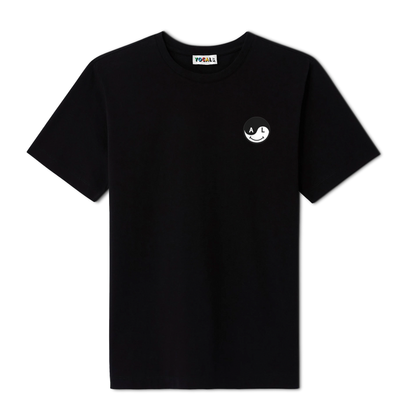 Alabama Yin-Yang Face T-Shirt