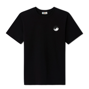 California Yin-Yang Face T-Shirt