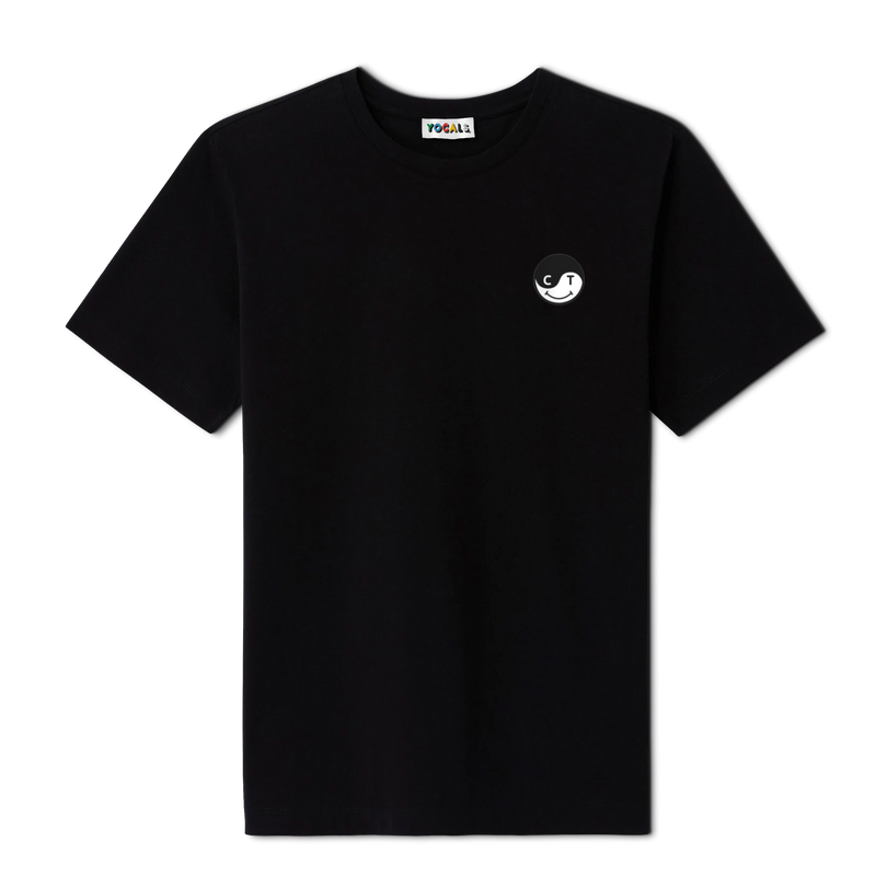 Connecticut Yin-Yang Face T-Shirt