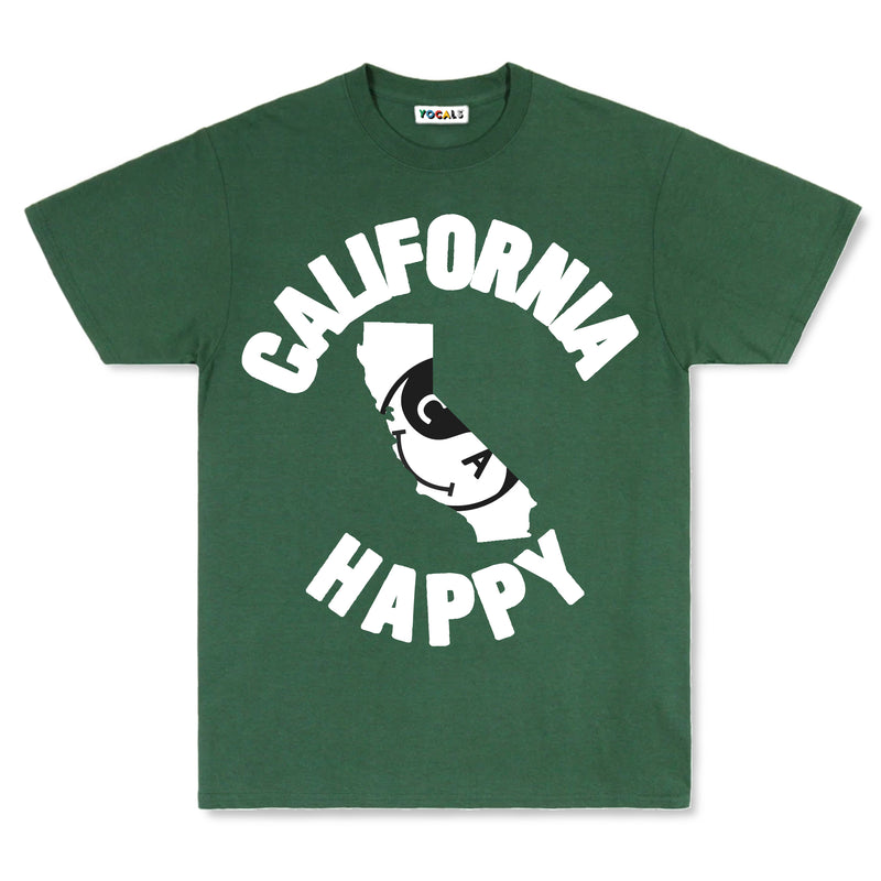 California Whole Happy T-Shirt