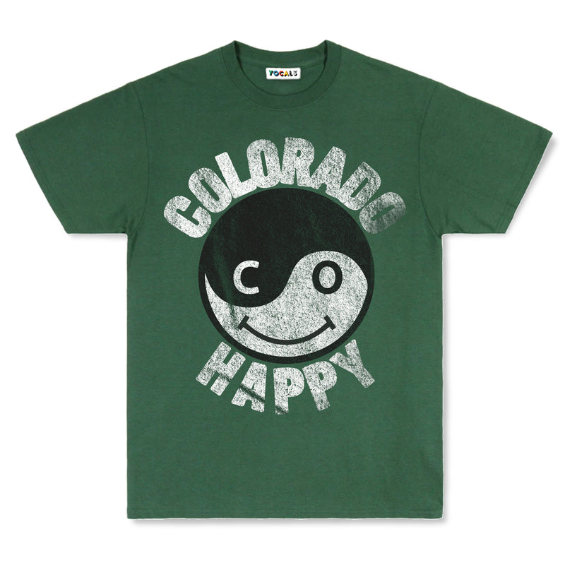 Colorado Happy Vintage T-Shirt