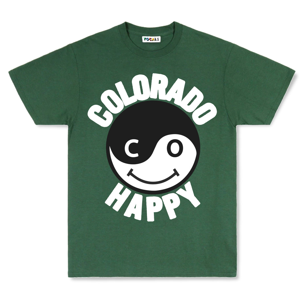 Colorado Happy T-Shirt