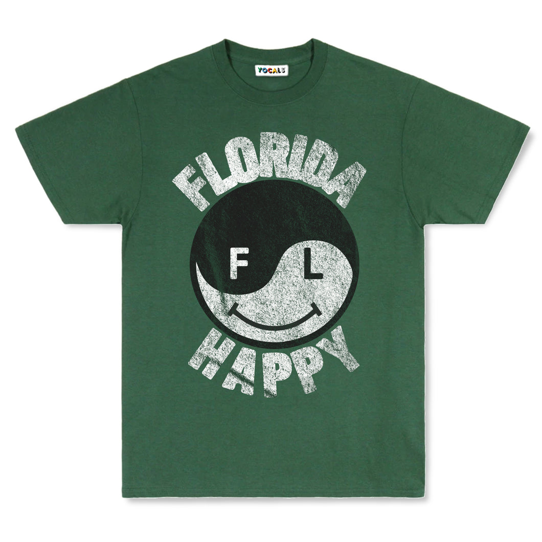 Florida Happy Vintage T-Shirt