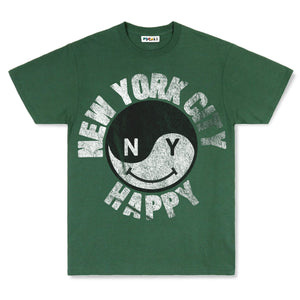 NYC Happy Vintage T-Shirt
