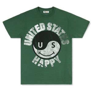 United States Happy Vintage T-Shirt