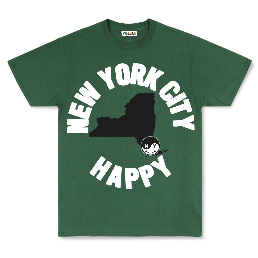 New York City Whole Happy T-Shirt