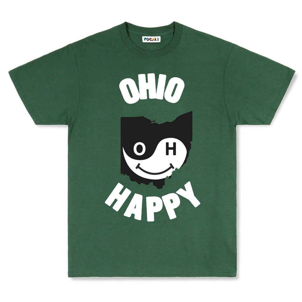 Ohio Whole Happy T-Shirt