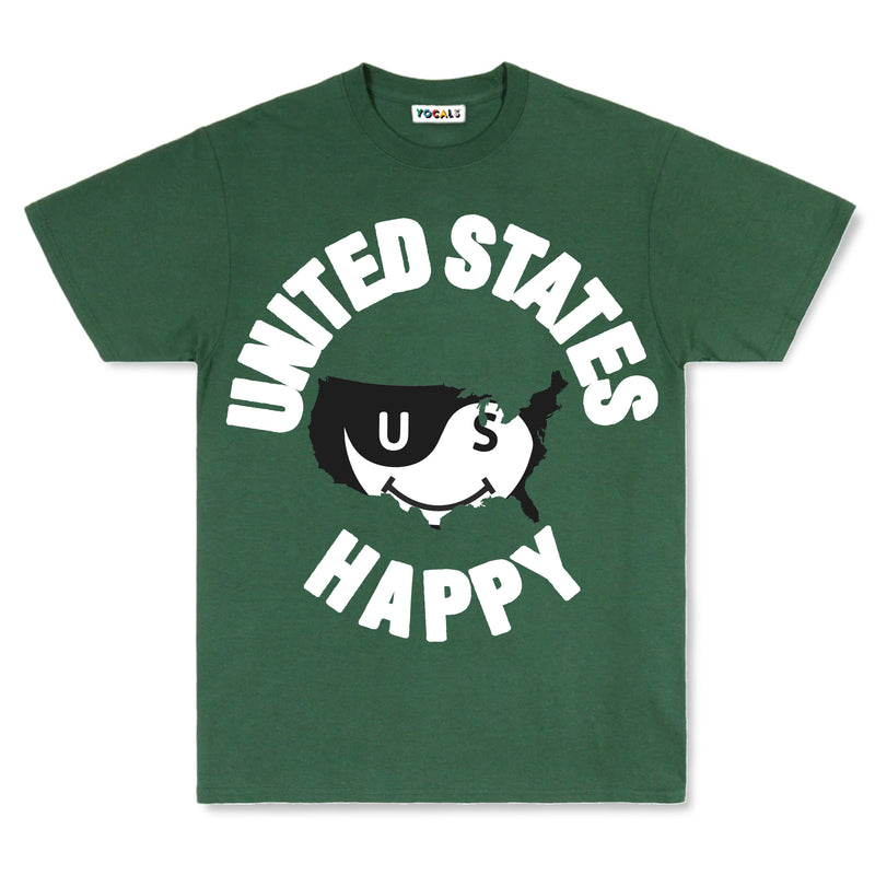 United States Whole Happy T-Shirt