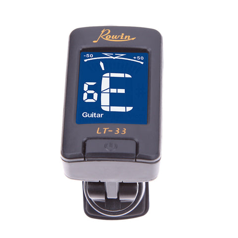Rowin LT-33 Digital Clip-on Tuner
