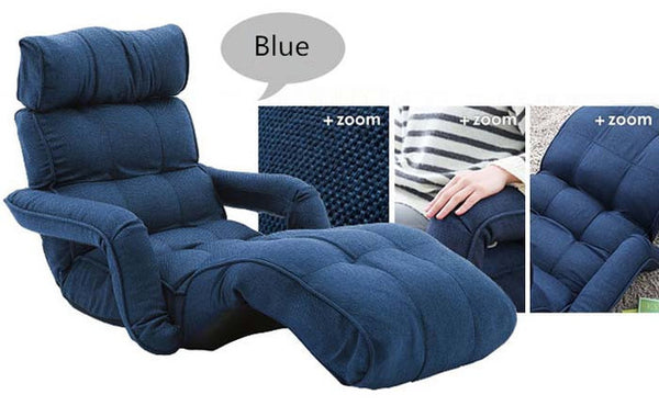 Folding Lounge Chair Adjustable Recliner