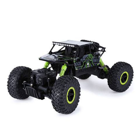 Remote Control Rock Crawler Race Car