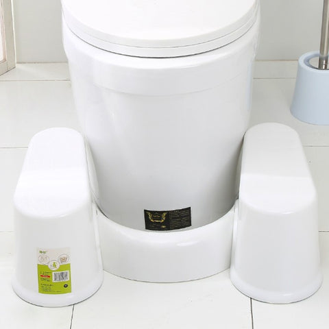 Bathroom Toilet Squatty Potty Stool