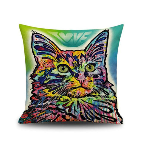 colorful-decorate-cat-throw-pillow-buyabargain