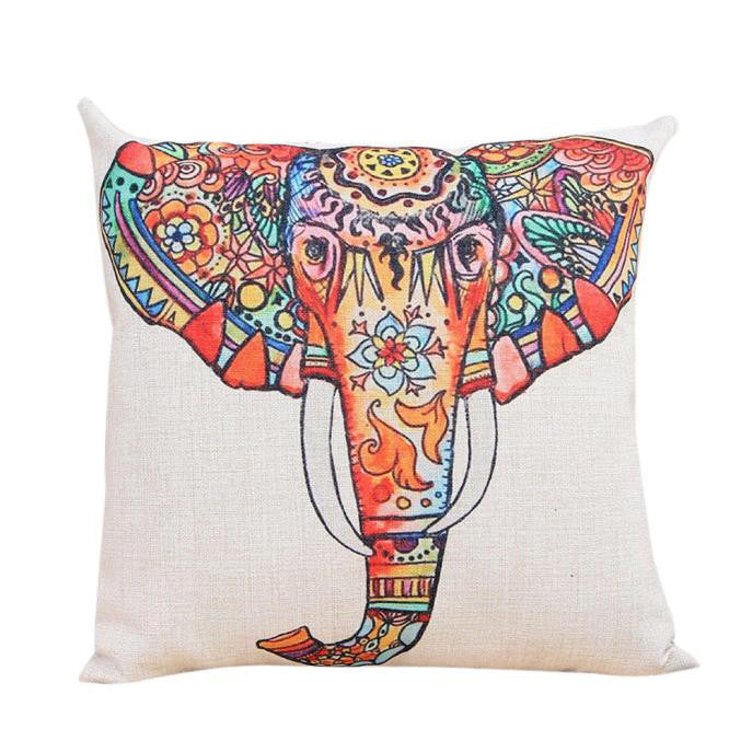 elephant-design-decorative-throw-pillow