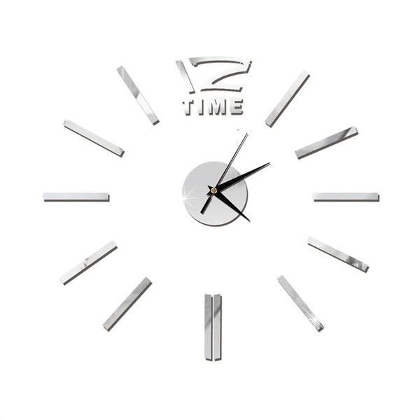 "Modern Wall Clock ""Do It Yourself"""