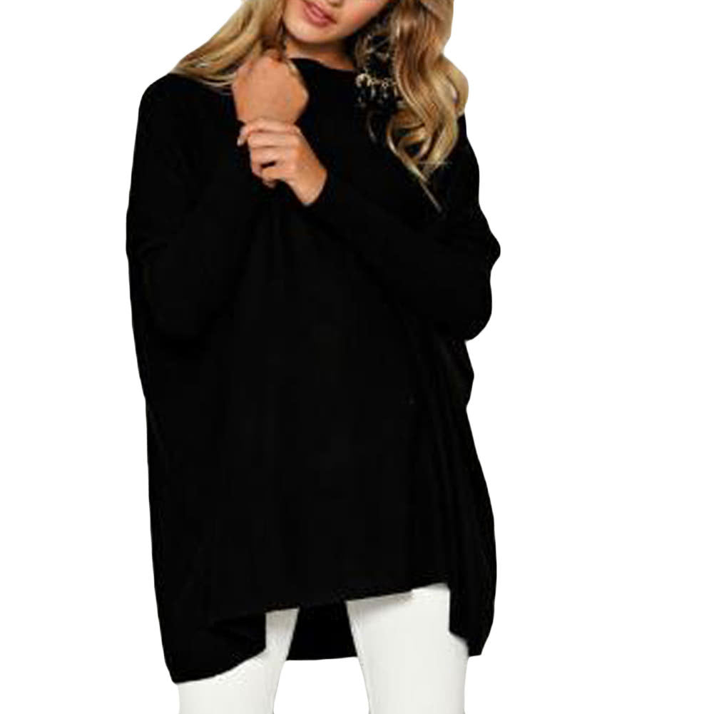 Women's Casual Tunic Pullover Top