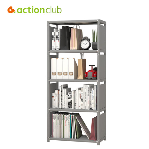 Multi-functional DIY Bookshelf